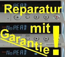 "REPARATUR PANASONIC DMR-EX98V DMR-EX99V ""NO DISC"" neue Lasereinheit"