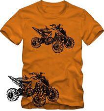 T-Shirt Yamaha  Raptor 700  T-Shirt   Retro Style S/W Grafik DTG