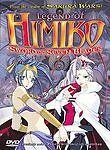 Legend of Himiko - Vol. 3: Sword of Seven Blades (DVD, 2002)
