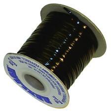 "Vinyl Lace Cord Spool - Black - Brown - 100 Yards x 3/32"" - 2500 Yards x 3/32"""