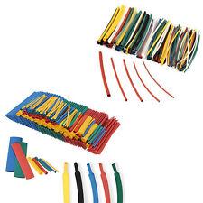 328Pcs/140pcs Polyolefin Heat Shrink Tubing Electrical Cable Assortment Tube