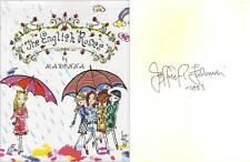 Madonna~The English Roses~SIGNED by Illustrator Jeffrey Fulrimari 1st/1st HC