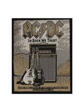 AC/DC In Rock We Trust Patch