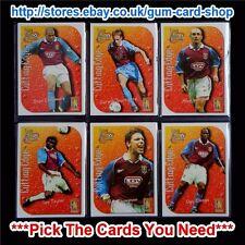 FUTERA - Aston Villa Fans Sélection 1999 (excellent) choisissez les cartes