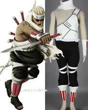 NARUTO Killer Bee B 8 Tails Jinchuuriki Cosplay costume Kostüm cartoon neu lai