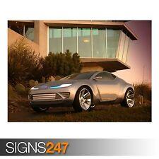 2006 concepto de reflejo de Ford 5 (AC800) cartel de auto-arte cartel impresión A0 A1 A2 A3
