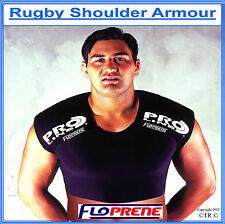 Floprene Rugby Spalle Armatura Protezione Imbottitura