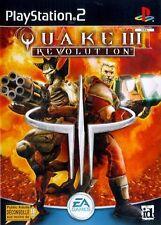 Quake III: Revolution (Sony PlayStation 2, 2001) - European Version