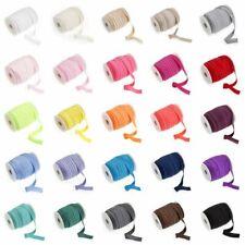 Fold Over Elastic 16mm wide - 27 Colours - Multibuy Savings & Free Postage