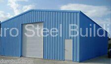 DuroBEAM Steel 30x50x14 Metal Building Garage Auto Body Shop Structure DiRECT