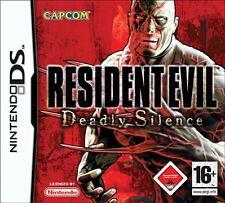 Resident Evil: Deadly Silence (Nintendo DS, 2006) UK PAL