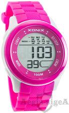 Xonix Women's Watch, Large, Alarm, Water Resistant 100M, Backlight, HQ + BOX