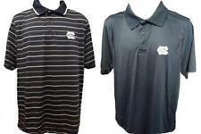 New North Carolina Tar Heels Mens Sizes M-L-XL-2XL Polyester Polo Shirt $45-50