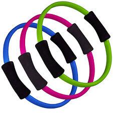 Hop-Sport Pilates Ring Widerstandsring Circle 36 cm Fitness Yoga Gymnastik Ring