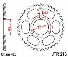 R21637: JT SPROCKETS Corona JT 216 de acero con 37 dientes