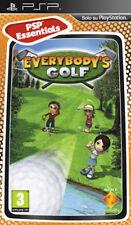 Videogame Everybody s Golf Essentials PSP