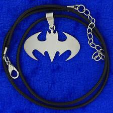 Batman Crest Necklace Bat Symbol Movie Inspired