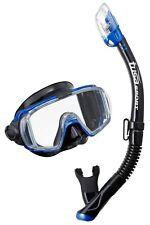 Tusa Visio Tri-Ex Mask & Snorkel Set - Colour Choice