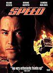 Speed DVD Keanu Reeves Dennis Hopper Sandra Bullock High Octane Chase Suspense