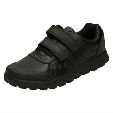 Niños Clarks Dinosaurio Tema Zapatos de colegio Tyrex RIDE
