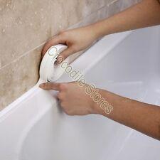 QUICK facile Sticky schiuma bagno lato Bagno Doccia Sigillante Guarnizione Sigillatura Nastro