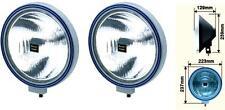 2 PHARES 22CM LIGHTFORCE HELLA CIBIE OSCAR RS F1TEAM GTI M3 M5 WRX STI 4S 911 TD