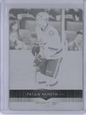2014 Upper Deck Printing Plate Black #219 Patrik Nemeth Dallas Stars Hockey Card