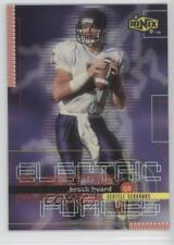 1999 UD Ionix Electric Forces #EF7 Brock Huard Seattle Seahawks Football Card