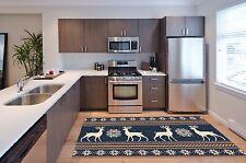 3D Elk Pattern 22 Kitchen Mat Floor Murals Wall Print Wall Deco AJ WALLPAPER AU