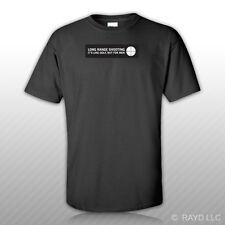 Long Range Shooting It's Like Golf But For Men T-Shirt Tee Shirt 2a gun