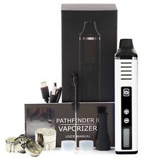 Pathfinder V2 Dry Herb Vaporizer 2200mAh Battery, Large Chamber *Free Grinder*