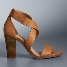NEW Simply Vera Vera Wang Braestar Women's Sandals size 9