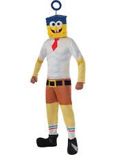 Kid's Boys SpongeBob Invincibubble Costume With Mask