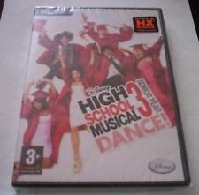 HIGH SCHOOL MUSICAL 3 DANCE gioco pc originale NUOVO IT