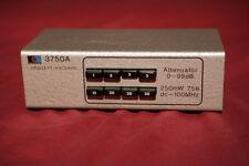 HP 3750A COAXIAL ATTENUATOR