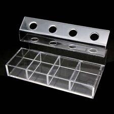 Dental Impression Cartridge Delivery Dispenser Gun Mixing Tips Organizer Holder