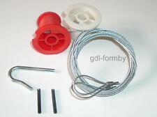 HENDERSON Merlin Doric Cones & Cables GARAGE DOOR SPARES PARTS NEW lift wires