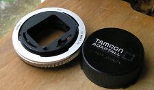 Canon FD Tamron Adaptall 2 II Mount in ritardo Stile