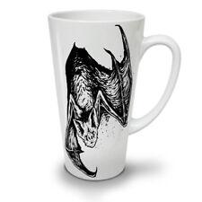 Bat Bestia noche Animal Nuevo Blanco Té Café Taza de café con leche 12 17 OZ (approx. 481.93 g) | wellcoda