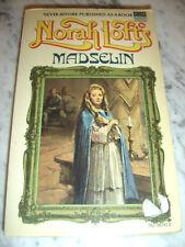 MADSELIN ~ NORAH LOFTS ~ 1970 CORGI PB BOOK