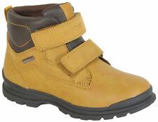 GEOX William Abx A Gbk+Tu.Nbk Ochreyellow/Brown ankle boots sale