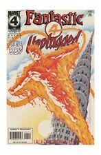 Fantastic Four Unplugged Vol 1 #4 Mar 96 VF/NM