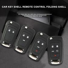 Flip Folding Remote Car Key Shell for Chevrolet Cruze Epica Lova Camaro 2 3 4 5