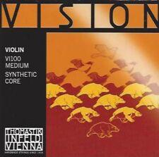 Thomastik Vision Violon cordes Lot in 7 tailles VIOLIN STRINGS LOT