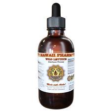 Wild Lettuce (Lactuca Virosa) Organic Dried Herb Liquid Extract