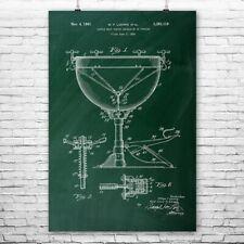 Timpani Kettle Drum Poster Patent Art Print Gift, Timpani Poster, Timpani, Band