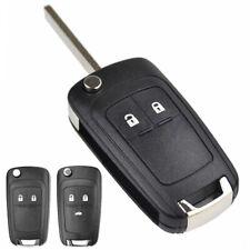 Remote Key Fob Shell Case For Opel/ Vauxhall Adam Astra Mokka Zafira Meriva Viva