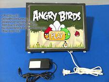 """17"""" SXGA Open Frame Arcade LCD monitor 3M EXII-1020SC Capacitive touchscreen"""