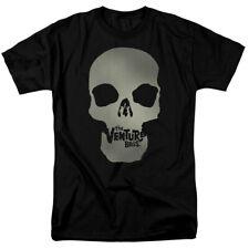 The Venture Bros Skull Logo Adult T-Shirt