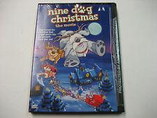 Nine Dog Christmas (DVD, 2004)
